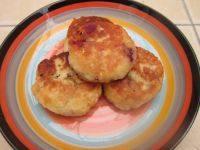 自制紫薯饼