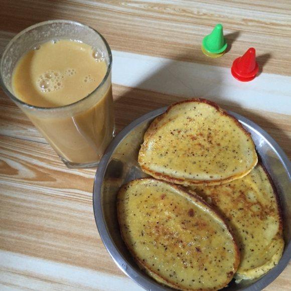 喷香的红枣枸杞豆浆