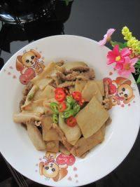 杏鲍菇炒肉(简单版)