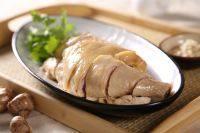 家常菜白斩鸡