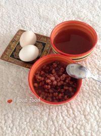 美味的红豆薏米粥