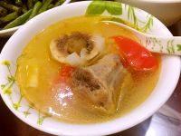 美味的牛尾汤