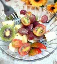 自制水果沙拉