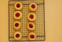 自制特浓奶香果酱酥饼