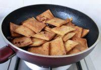 家常菜五香豆腐干