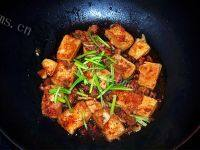 口舌生香的肉末烧豆腐