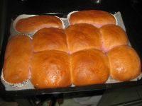 DIY美味紫薯面包