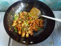家常宫保豆腐
