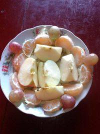 饭后甜点水果沙拉