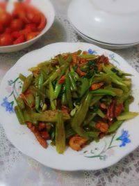 下饭的芹菜炒肉丝