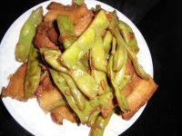 家常菜酱焖四季豆