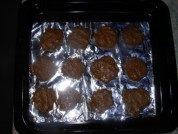 自己做的红糖饼干