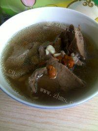 美味的猪心汤