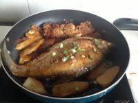 秀色的红烧鳊鱼