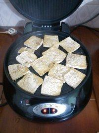 外婆教我做铁板豆腐