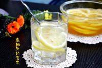 自制柠檬蜂蜜