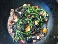 蚝油蒜蓉烤牡蛎