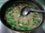 美味的素胡辣汤
