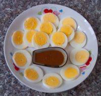 简单健康的水煮蛋