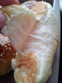 自制奶油面包卷