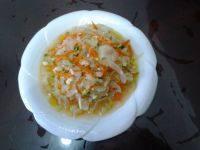 简单易做的凉拌海蜇丝