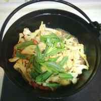 五味俱全的干锅花菜
