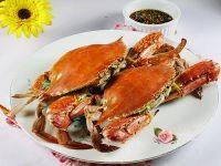家有大厨之清蒸梭子蟹