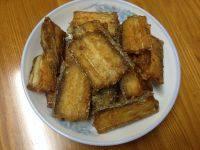 家常菜香煎带鱼