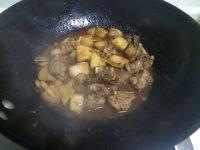 家常菜土豆烧排骨