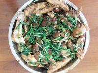 营养午餐豉油鸡