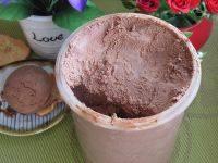 自制巧克力冰激凌