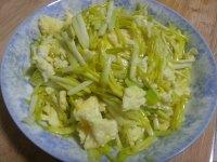 家常菜蒜黄炒鸡蛋
