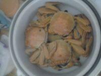 好吃的蒸螃蟹