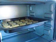 自己做的花生酥饼干