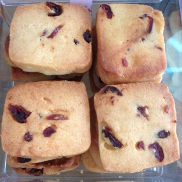 DIY蔓越莓饼干