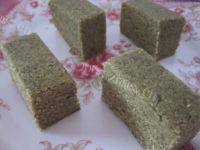 自制绿豆糕