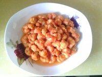 香醇的西红柿炒菜花