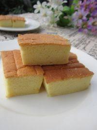 美味的戚风蛋糕