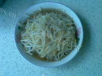 开胃菜清炒绿豆芽