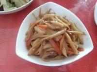 鲜香的蚝油杏鲍菇