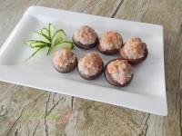家常菜香菇酿肉