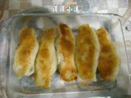 自制三鲜锅贴