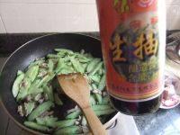 家常菜青瓜炒肉丝