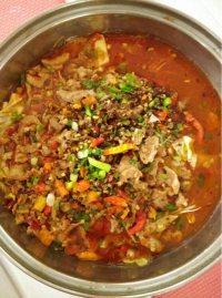 家常菜水煮肉片