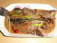 美味的焖鱼