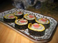 #爱美食#寿司卷