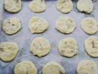 自己做的杏仁脆饼