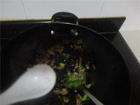家常菜黑木耳炒瘦肉