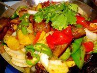 十分诱人的干锅土豆
