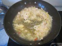 简单易做的酸菜炖粉条